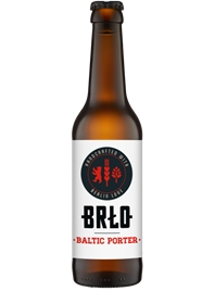 BRLO BALTIC PORTER 7° VP33CL X24