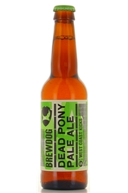 BREWDOG DEAD PONY NV 3.8° VP33 X12