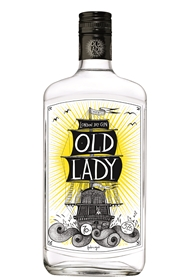 GIN OLD LADY  70CL  37.5%