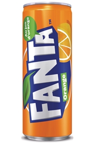 BOITE FANTA ORANGE 33CL X24